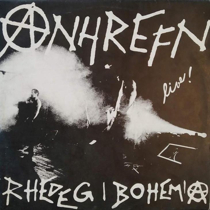 ANHREFN - Live! Rhedeg I Bohemia - Hudba