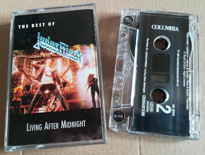 MC JUDAS PRIEST - LIVING AFTER MIDNIGHT/1997