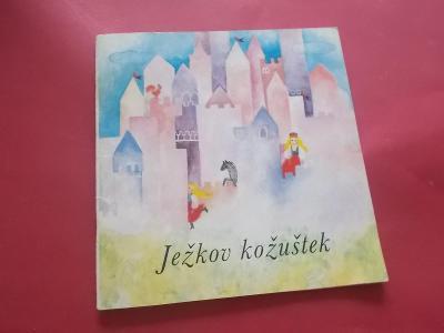 Ježkov kožuštek - edícía Dukátiky / pohádka slovensky Lotyšsko