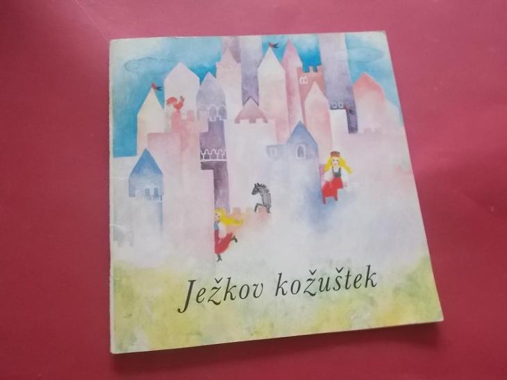Ježkov kožuštek - edícía Dukátiky / pohádka slovensky Lotyšsko - Knihy