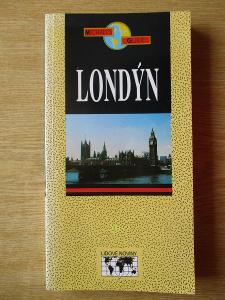 Shichor Michael - Londýn Michael's guide (1. vydání)
