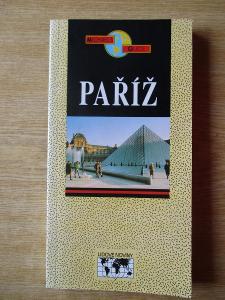 Shichor Michael - Paříž  Michael's guide (1. vydání)