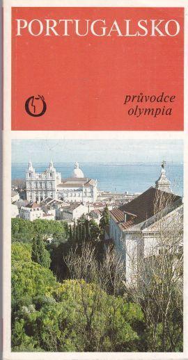 Portugalsko - retro průvodce Olympia z roku 1989