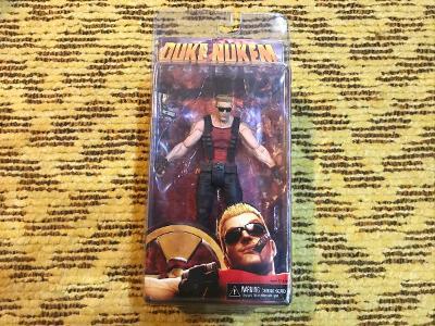 Figurka Duke Nukem Forever zabalená sealed EN