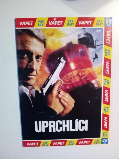 DVD, film Uprchlíci - Film