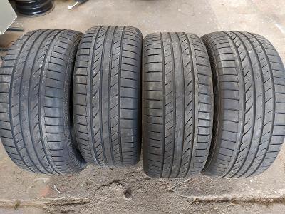 4 letní pneumatiky Dunlop SP MAXX TT 245/50R18 100W 6,00mm