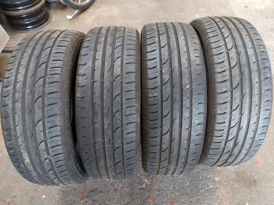 4 letní pneumatiky Continental 215/55R18 99V 6,00mm