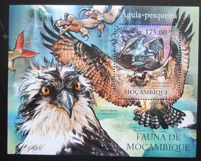 Mosambik 2011 Orlovec Mi# Block 505 Kat 10€ 1992