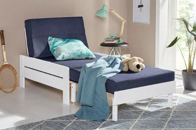 Výsuvná postel 80x190 (613527) _B263