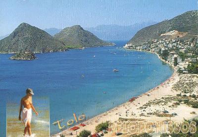 Tolo - Peloponissos - Řecko