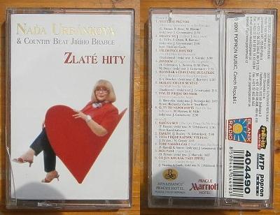 MC Naďa Urbánková & Country Beat Jiřího Brabce - Zlaté Hity