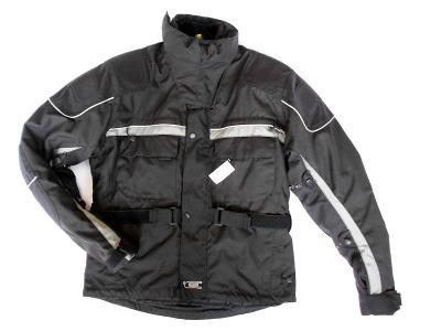Textilní bunda vel.M/50, Chrániče loktů a ramen