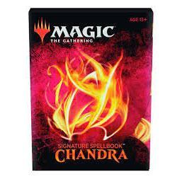 MTG Signature Spellbook - Chandra  Magic the Gathering