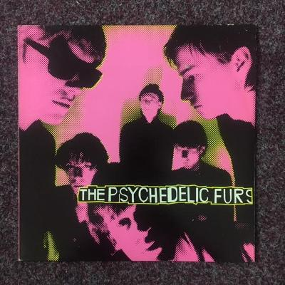 The Psychedelic Furs – The Psychedelic Furs-LP vinyl