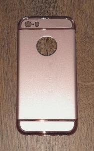 Nový kvalitní plastový kryt pro Apple iPhone 5 / 5S / SE +drobný dárek