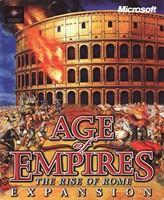 ***** Age of empires the rise of rome ***** (PC) VELKÁ KRABICE