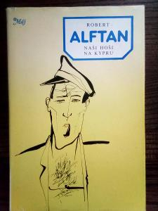 Naši hoši na Kypru Robert Alftan