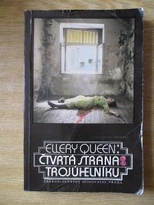 Queen Ellery - Čtvrtá strana trojúhelníku (1. vydání)
