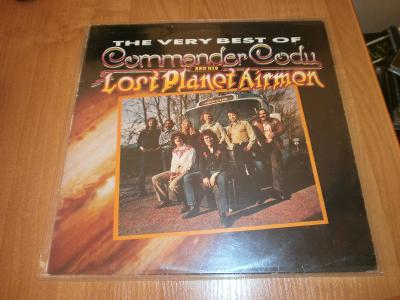 LP Commander Cody and his Lost Planet Airmen: The very best of