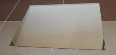 Křišťálové Nástěnné Zrcadlo Jump 40 cm x 30 cm x 3 mm