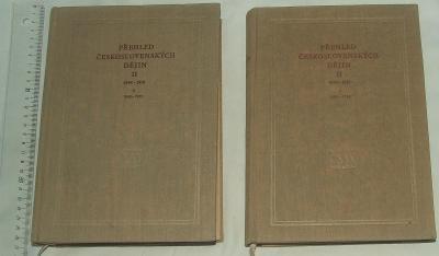 Přehled československých dějin od roku 1848 do rok 1918