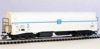 PERESVET 3910 Chladící vůz Mk-4 CSD (bílý) Ep. IV / TT 1:120