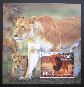 Niger 2014 Lvi Mi# Block 384 Kat 10€ 2020