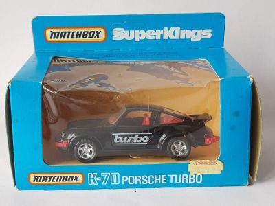 Matchbox Super Kings K-70 PORSCHE TURBO