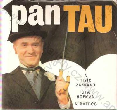 Pan Tau Ota Hofman Albatros, Praha 1986