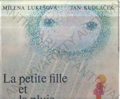 La petite fille et la pluie Milena Lukešová 1975