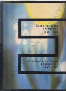 Československá energetika 1945-1965 Severografia
