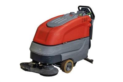 Bazarový podlahový mycí stroj Hakomatic B 650/07