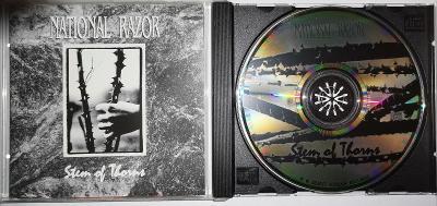 National Razor - Stem Of Thorns - 1993