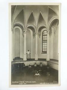 Trenčianske Teplice - SLOVENSKO - BASEN SINA 1927