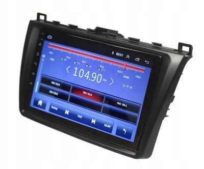 Autorádio s navigací pro MAZDA 6 2008-2012 ANDROID