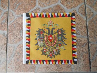 Baner,vlajka Rakousko -Uherská standarta-M