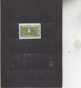 Kuba ražená známka ATLET