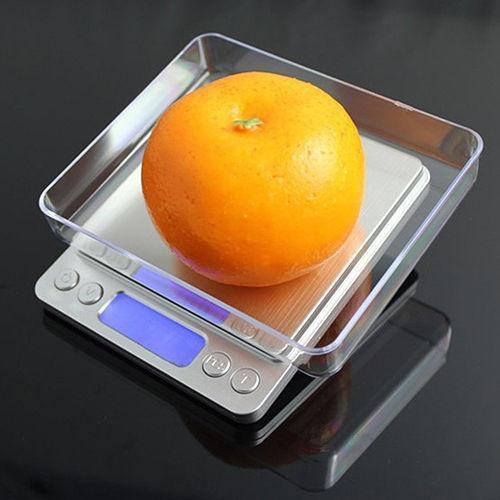 Přesná digitální váha do 500g 0,01g - Nářadí