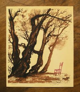 Sivko - Orig. litografie 1965 - (K260)