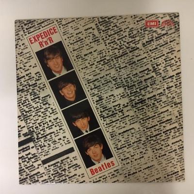 Beatles – Expedice R'n'R LP vinyl