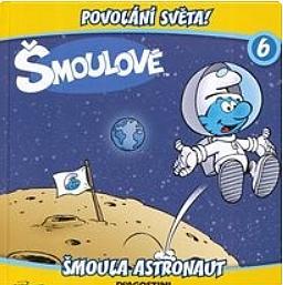 Šmoulové (6) - Šmoula astronaut (Povolání světa)