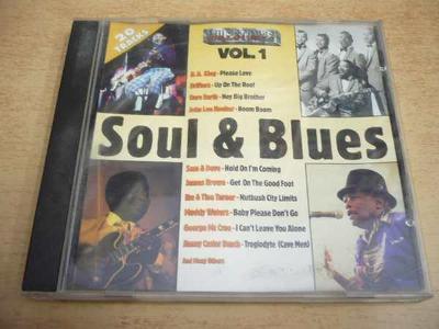 CD SOUL & BLUES Vol.1