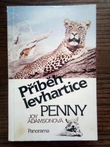 Příběh levhartice Penny Joy Adamsonová