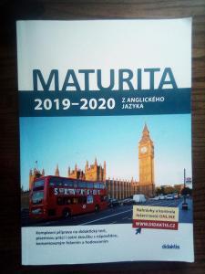 Maturita 2019-2020 z anglického jazyka