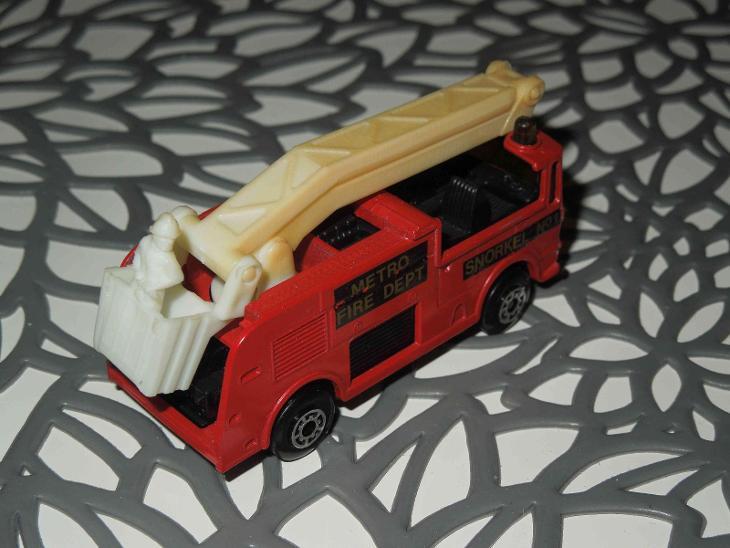 MATCHBOX - SNORKEL MACAU - Modelářství