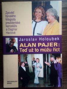 Alan Pajer: Teď už to můžu říct Jaroslav Holoubek