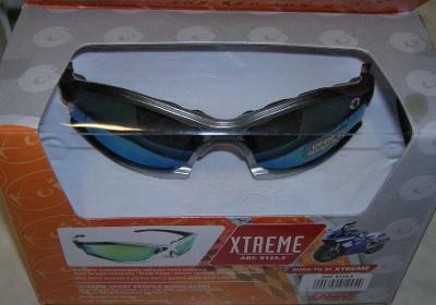Brýle na motocykl xtreme