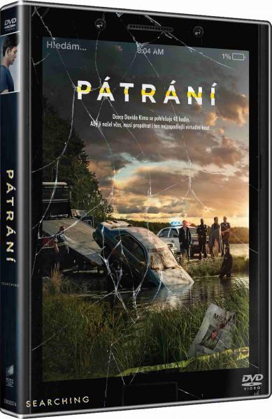 Pátrání - DVD