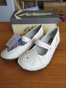 Dámské Baleríny Magnátem Shoes Vel.39