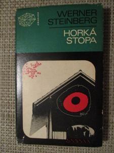 Steinberg Werner - Horká stopa (edice Smaragd č. 67) ( 1. vydání)